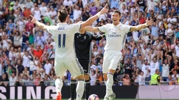 «Реал» - «Спортинг», онлайн-трансляция. Стартовый состав мадридцев