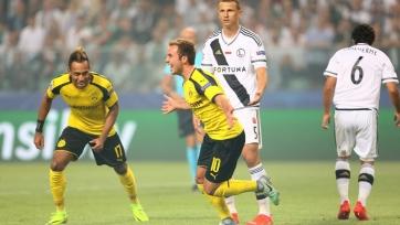 Дортмундская «Боруссия» поставила новый рекорд Лиги чемпионов, побив достижение «Барселоны»
