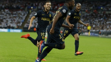 «Тоттенхэм» не сумел спастись от поражения в домашнем матче с «Монако»