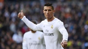 Роналду забил 50-й гол на групповой стадии Лиги чемпионов