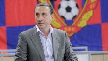 Гинер: «Бюджет ЦСКА – 75-78 миллионов долларов»