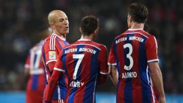 «Бавария» ведёт переговоры о продлении контракта с Роббеном, Рибери и Хаби Алонсо