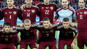Три товарищеских матча сборной обойдутся РФС в 21 миллион рублей