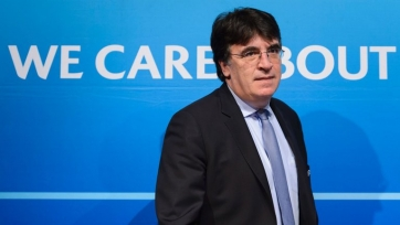 Теодоридис официально назначен генсеком УЕФА