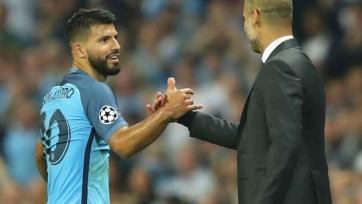 Агуэро: «Под руководством Гвардиолы я стал забивать еще больше»