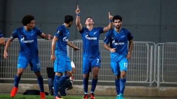 «Зенит» – третий клуб в истории Лиги Европы, отыгравшийся с 0:3