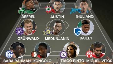 Обнародованы имена игроков, попавших в команду недели в Лиге Европы