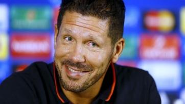 Симеоне: «Пересмотр моего контракта с «Атлетико» ничего не значит»