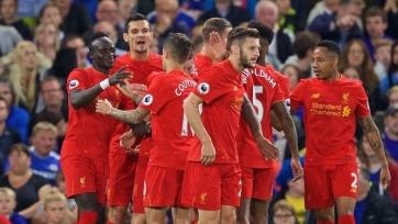 «Ливерпуль» празднует успех на «Стэмфорд Бридж»