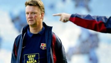 Экс-игрок «Барселоны»: «Когда ван Гаала уволили в 2003-м, он плакал»