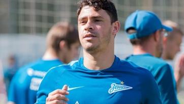 Жулиано получил вызов в сборную Бразилии