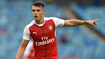 Венгер: «Джака станет ключевым игроком «Арсенала»