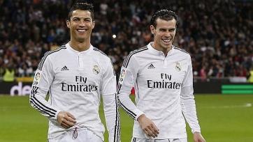 Бэйл и Роналду не помогут «Реалу» в матче с «Эспаньолом»
