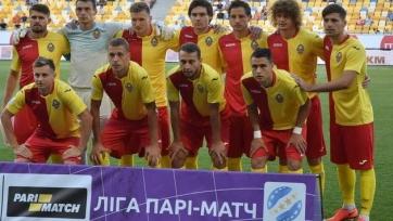 Кировоградская «Звезда» на последних секундах матча с «Днепром» вырвала победу