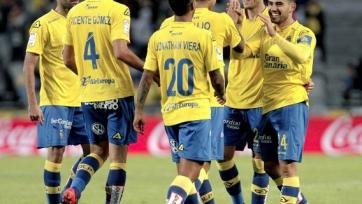 «Лас-Пальмас» с минимальным счётом одолел «Малагу»
