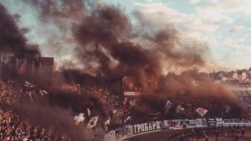 «Црвена Звезда» уступила «Партизану» в белградском дерби