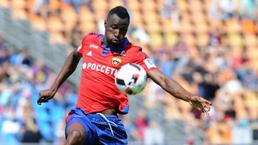 «Вест Бромвич» интересуется форвардом ЦСКА