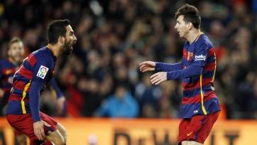 Арда Туран: «Месси – лучший футболист всех времён»