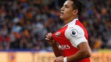«Манчестер Сити» хочет приобрести Алексиса Санчеса