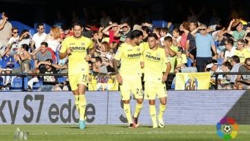 Дубль Сансоне принёс «Вильярреалу» победу в матче с «Реал Сосьедад»