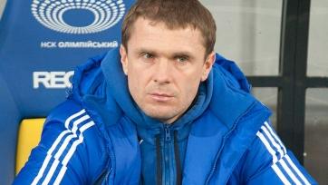 Сергей Ребров: «Ничего страшного не произошло, двигаемся дальше»