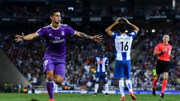 Мадридский «Реал» добыл победу в Барселоне, переиграв «Эспаньол»