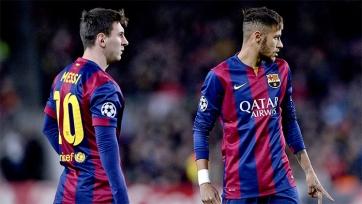 «Манчестер Сити» контактировал с Неймаром и Месси