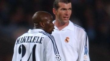 Макелеле: «Зидан и Роналдо сделали многое, чтобы изменить футбол»