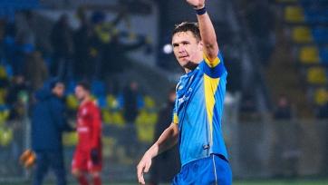 Бухаров не играл с «Краснодаром» из-за травмы