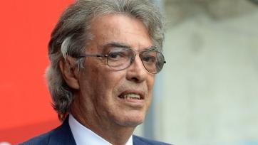 Моратти: «Победа над «Юве» - отличная реакция на провал, приключившийся в четверг»