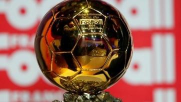 France Football обнародовал новые правила вручения «Золотого мяча»