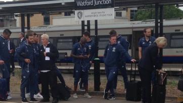 Моуринью заставил игроков «МЮ» вернуться в Манчестер на электричке после поражения от «Уотфорда»