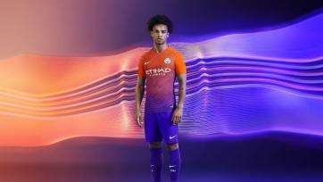 «Манчестер Сити» представил комплект формы для выездных кубковых матчей