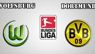 «Вольфсбург» - «Боруссия» Дортмунд, онлайн-трансляция. Стартовые составы команд