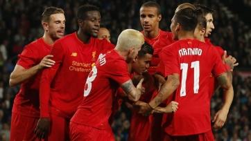 Победы «Ливерпуля» и «Арсенала», а также другие результаты игр третьего раунда Кубка английской лиги