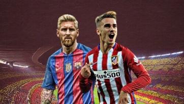 Анонс. «Барселона» - «Атлетико». Гонка титанов по следам Зидана