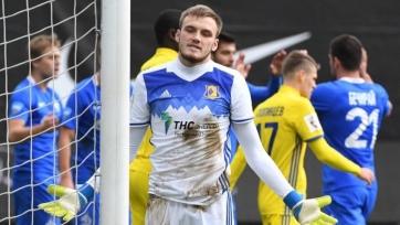 «Динамо» отправило четыре безответных мяча в ворота «Ростова»