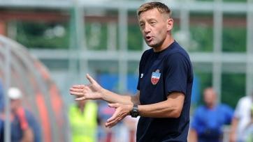 Тихонов: «У ЦСКА был другой состав, но это не умаляет нашу хорошую игру»
