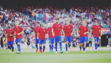 «Барселона» - «Атлетико», онлайн-трансляция. Стартовые составы команд