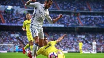 «Реал» не сумел переиграть «Вильярреал»