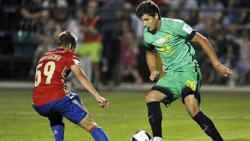 Джамал Дибиргаджиев: «И не припомню, когда забивал шесть голов в одном матче»