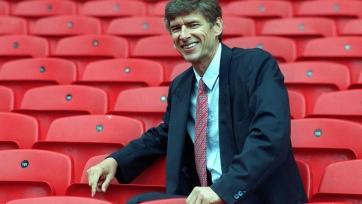 Ровно 20 лет назад Венгер возглавил «Арсенал» (видео)