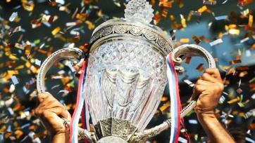 Стали известны все пары 1/8-й финала Кубка России по футболу