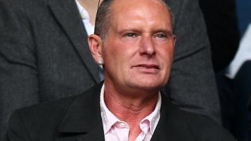 Пол Гаскойн оштрафован на тысячу фунтов за расистское оскорбление