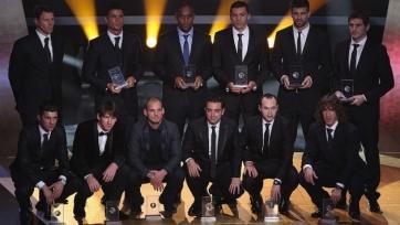 По новым правилам присуждения «Золотого мяча» Уэсли Снейдер должен был бы выиграть награду в 2010-м году