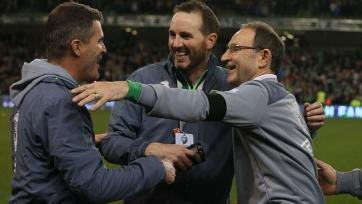 О'Нил и Кин заключили новые договора с ирландской федерацией футбола