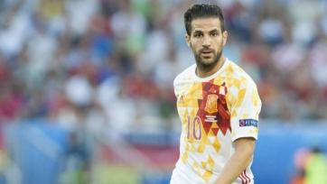 Сеск: «Не собираюсь мириться с тем фактом, что на меня не рассчитывают в испанской сборной»