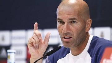 Зидан: «Травма Месси? Очевидно, что это ослабит «Барселону»