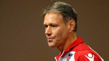 Марко ван Бастен получил должность в ФИФА