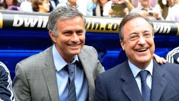 Моуринью: «Перес хотел, чтобы я вернулся в «Реал» и провёл в команде чистку»